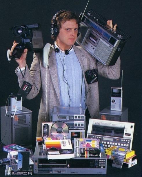 Throwback Thursday: Technology.