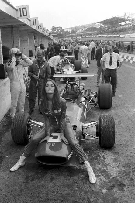 Throwback Thursday: 1968 British Grand Prix